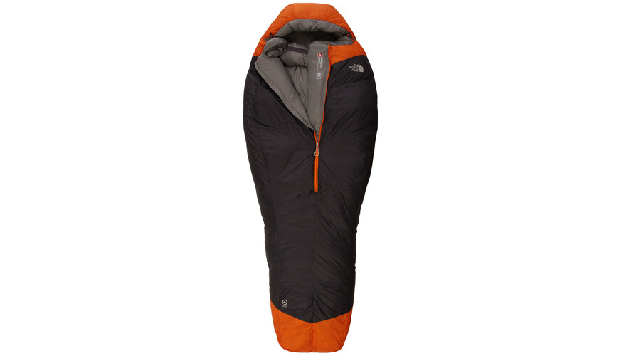 The North Face Inferno -20F/-29C Reg Asphalt Grey/Caution Orange